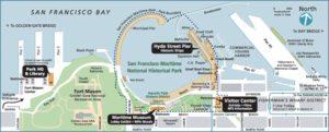 SF Maritime Map